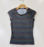 Chaser Brand Chaser Vintage Cropped Baby Tee