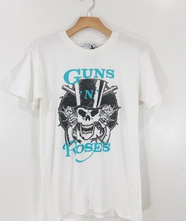 Daydreamer Daydreamer Guns N Roses Skull Oversized Tee