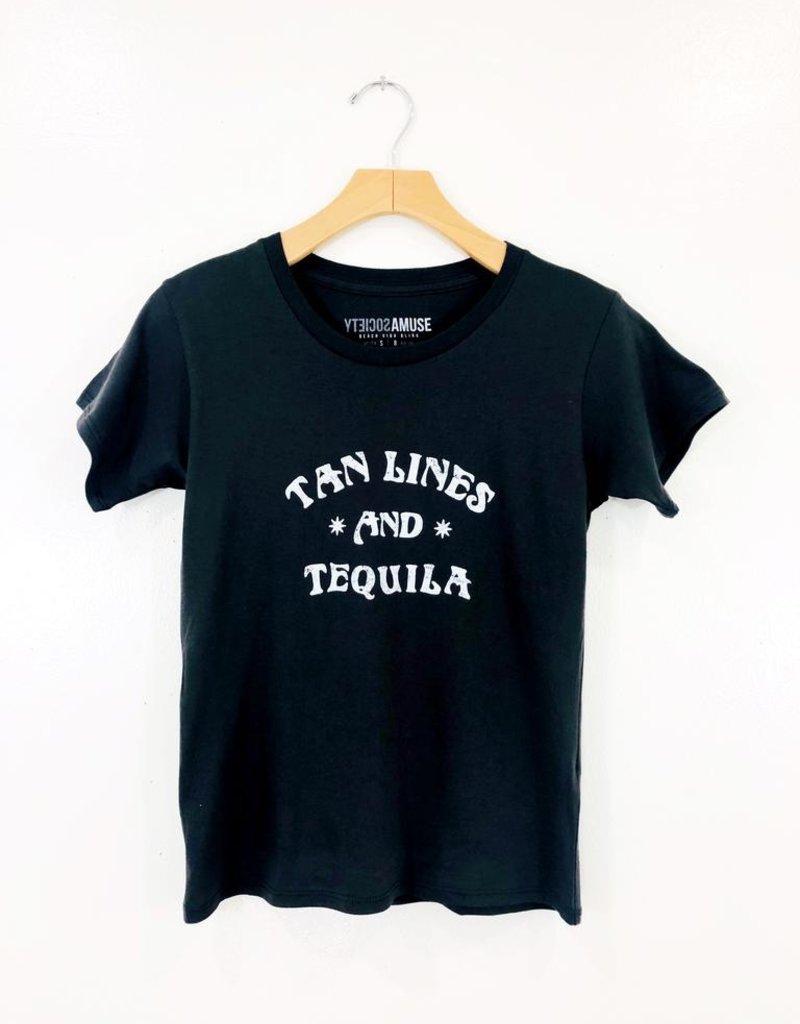 Amuse Society Amuse Society Tan Lines & Tequila Tee