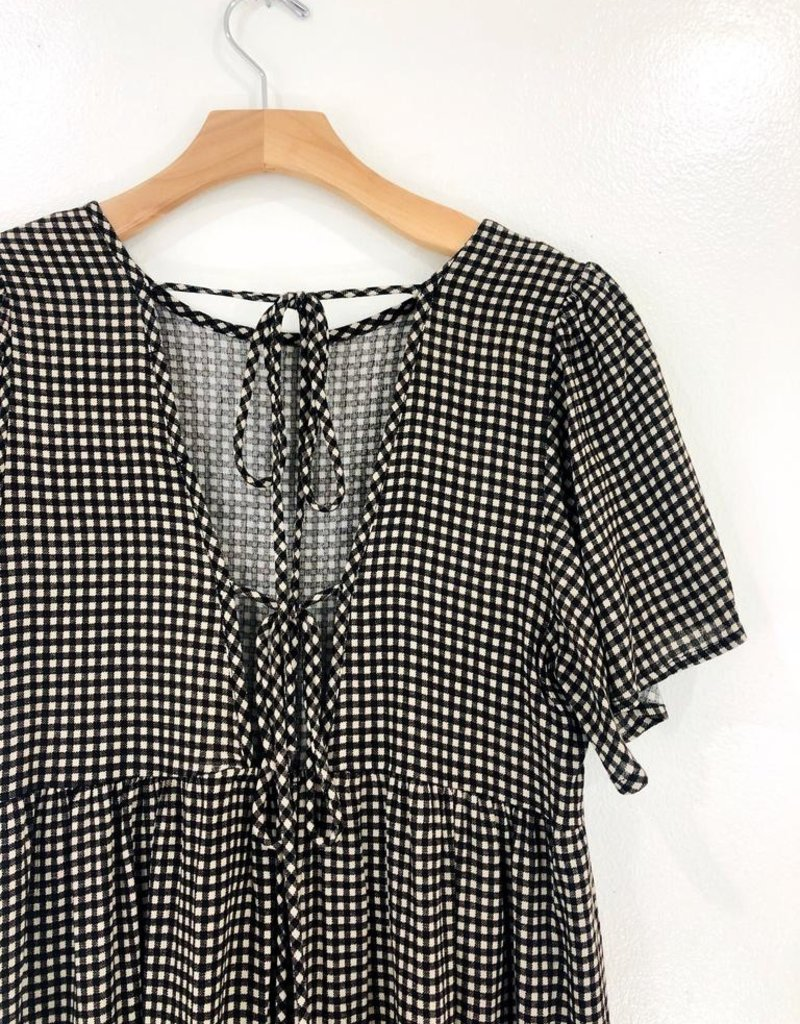 Audrey 3+1 Audrey 3+1 Gingham Baby Doll
