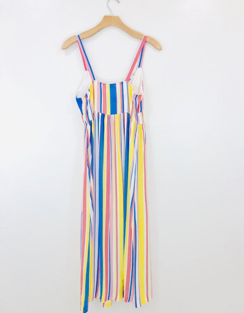 Lush Clothing Lush La Quinta Midi Dress
