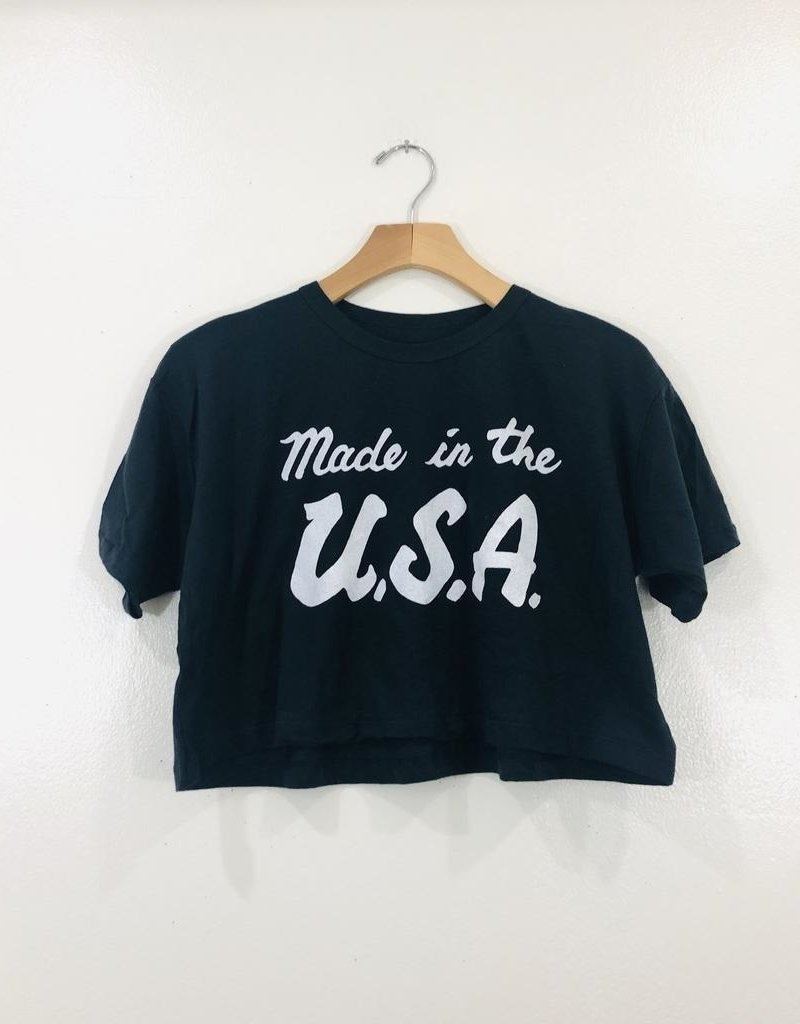 Bandit Brand Bandit Brand Made In the USA Half Tee