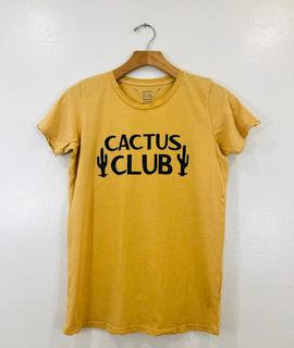 Bandit Brand Bandit Brand Cactus Club Womens Tee