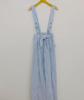 Lucy Love Lucy Love Havana Suspender Pant