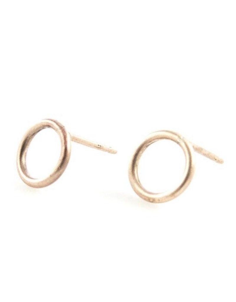 Baleen Baleen Small Open Circle Studs
