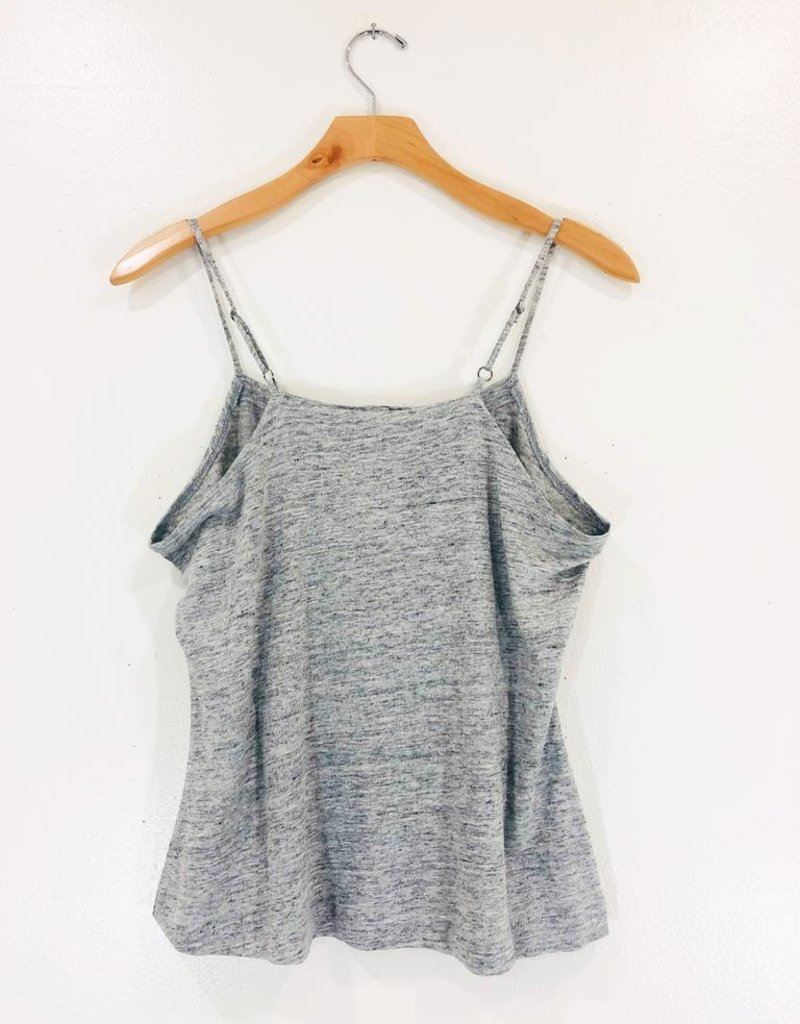 Chaser Brand Chaser Linen Cropped Cami