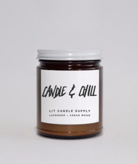Lit Candle Supply Lit Candle Supply Candle & Chill