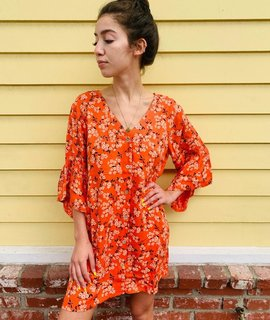 Saltwater Luxe Saltwater Luxe Wila Kimono Dress