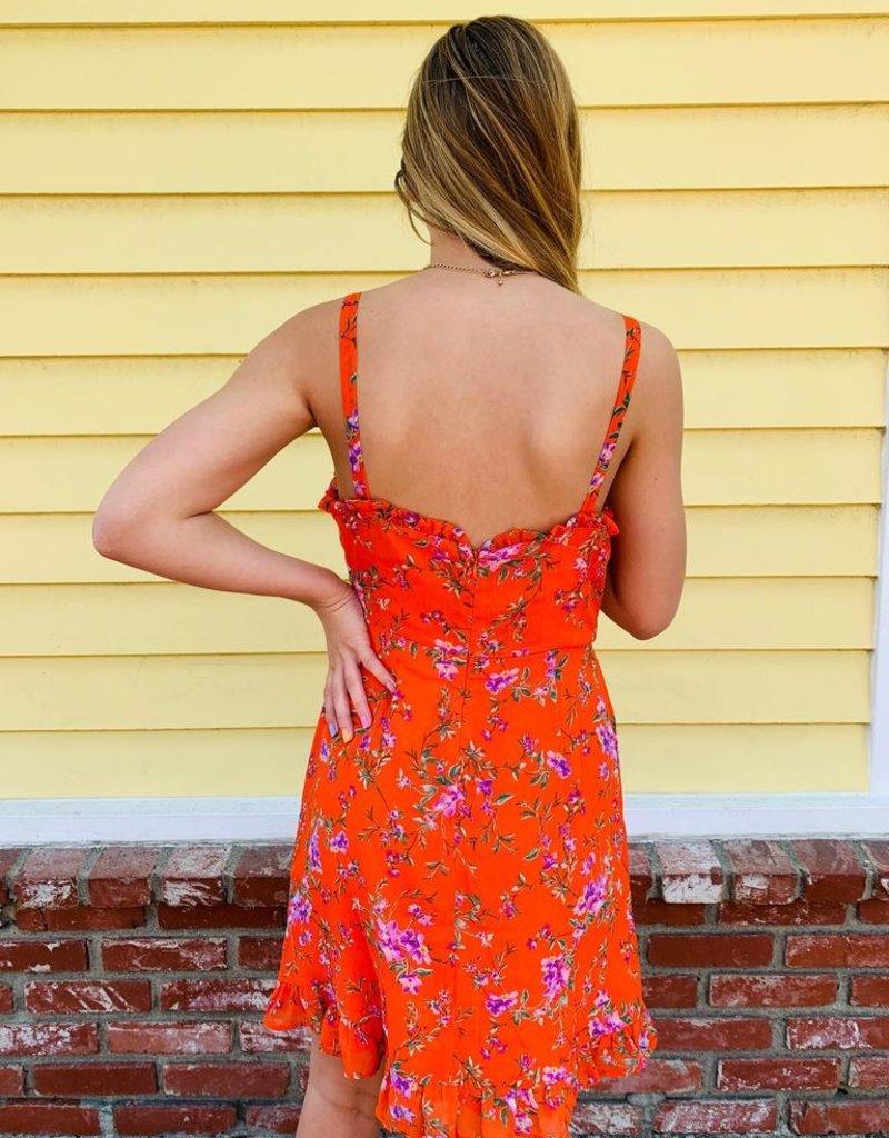 Lush Clothing Lush Cocktail Mini Dress