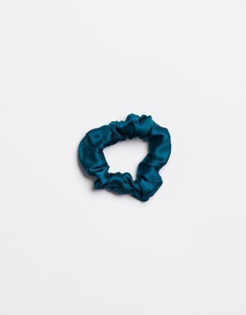 I'm With The Band I'm With The Band Silk Mini Scrunchie