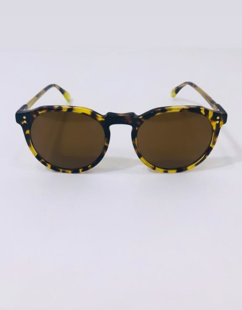 RAEN RAEN Remmy Retro Round Sunglasses Polarized