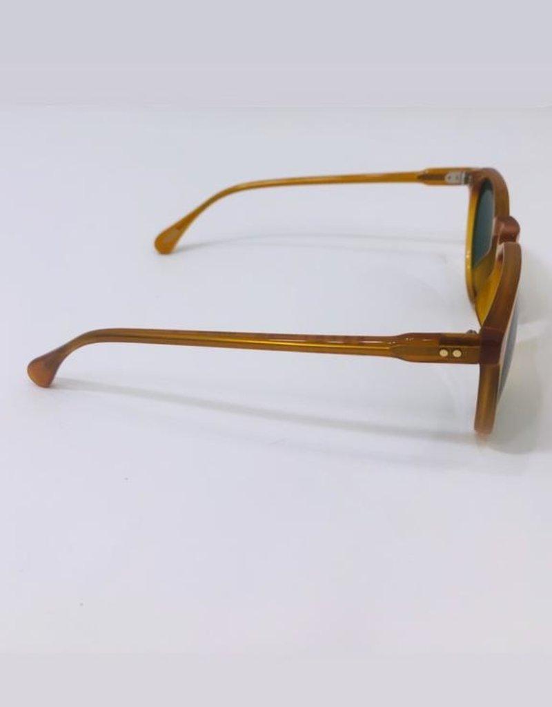 RAEN RAEN Remmy Unisex Retro Round Sunglasses