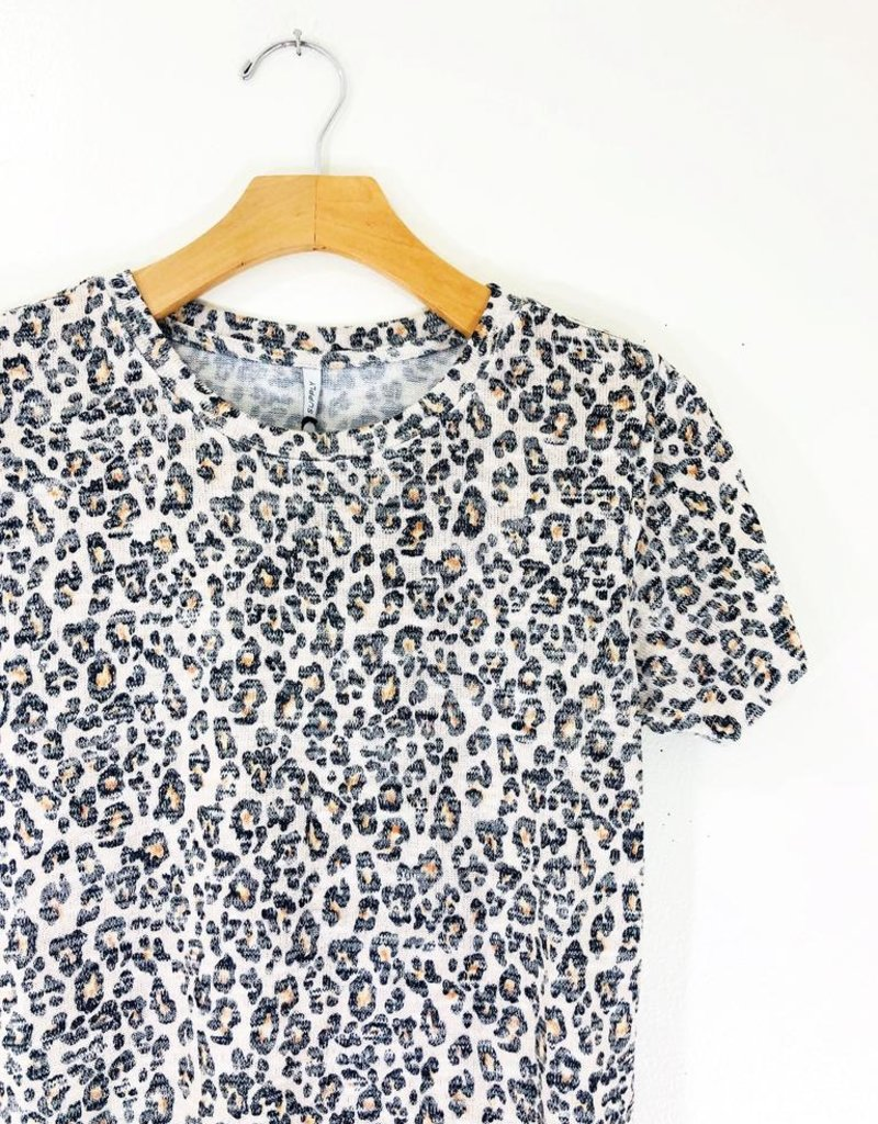 Z Supply Z Supply The Leopard Ultimate Crew