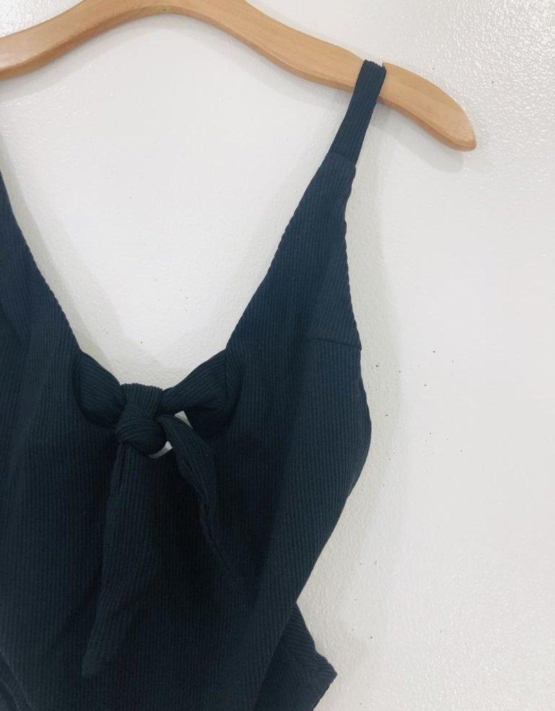 Audrey 3+1 Audrey 3+1 Wrap Me in A Bow Bodysuit