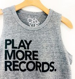 Chaser Brand Chaser Play Records Muscle Tank