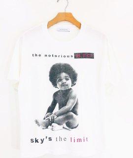 Daydreamer Daydreamer Biggie Sky's The Limit Boyfriend Tee