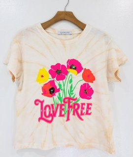 Daydreamer Daydreamer Love Free Girlfriend Tee