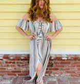Saltwater Luxe Saltwater Luxe Del Mar Midi Dress