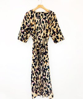 Trend Notes Trend Notes Leopard Kimono