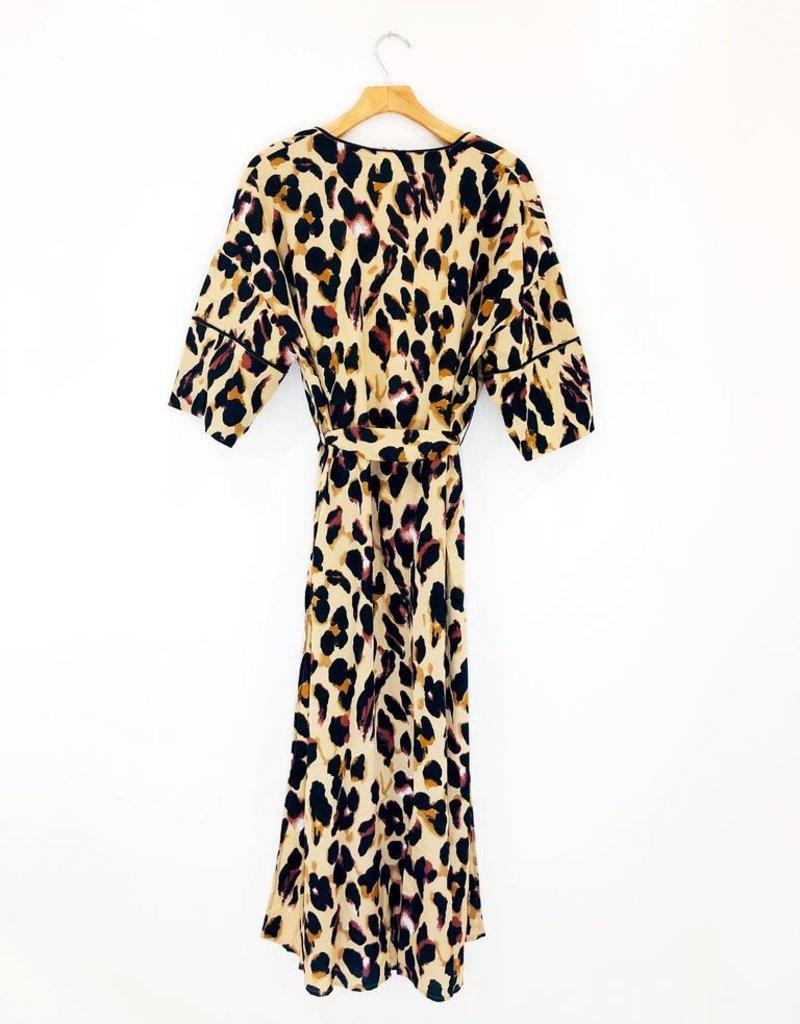 Trend Notes Trend Notes Leopard Kimono