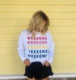 Trend Notes Trend Notes Weekend Sweatshirt