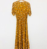 Kivari Kivari Dakota Tie Front Midi Dress