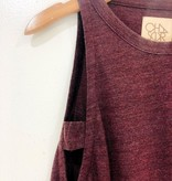Chaser Brand Chaser Strappy Armhole Tank