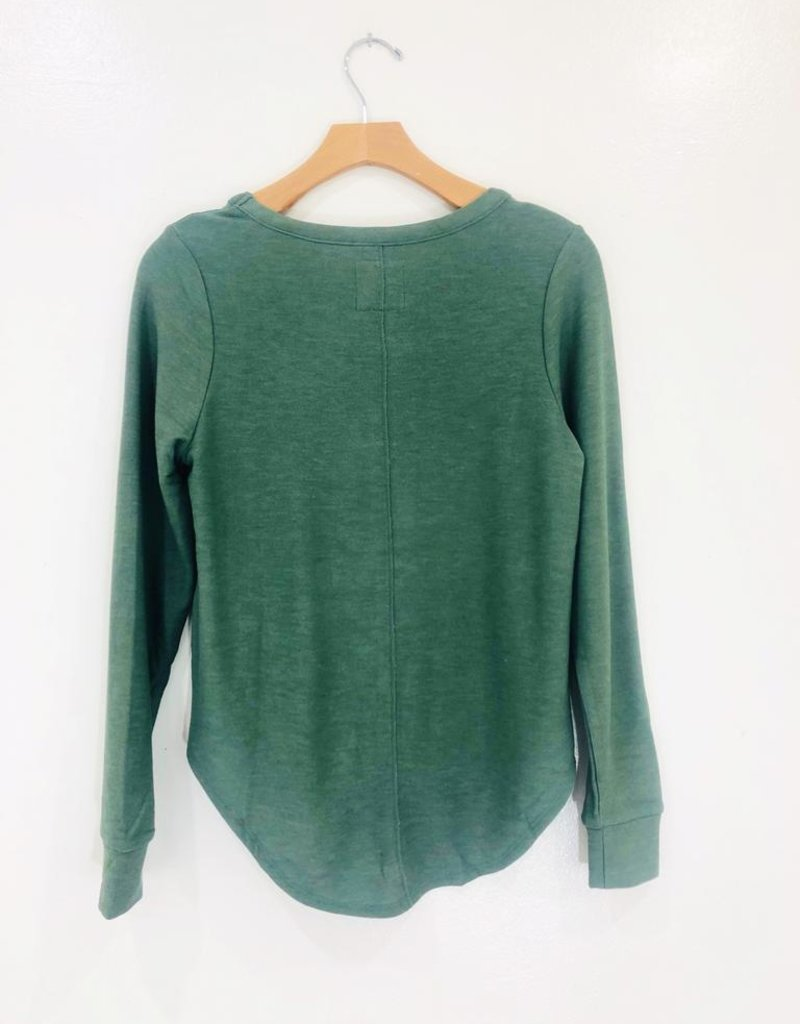 Chaser Brand Chaser Cozy Knit Pullover