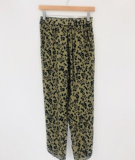 Saltwater Luxe Saltwater Luxe Leopard Pant