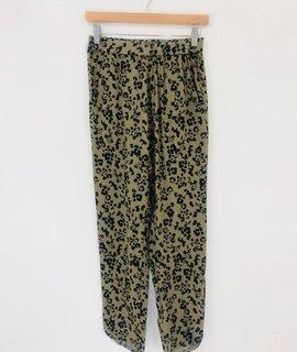 Saltwater Luxe Saltwater Luxe Leopard Pant