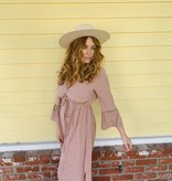 Saltwater Luxe Saltwater Luxe Olivia Midi Dress