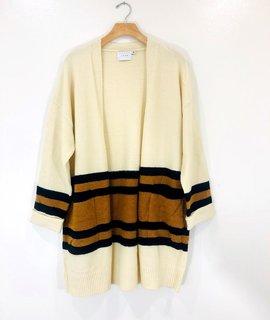 Lush Clothing Lush Stripe Cardigan