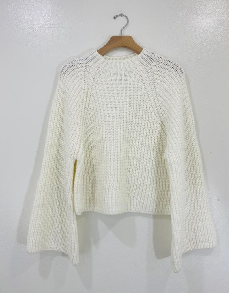 Amuse Society Amuse Society Lucca Knit Sweater