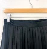 Chaser Brand Chaser Silky Wrap Midi Skirt