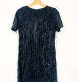 Lush Clothing Lush Sequin Shift Dress