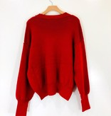 Lush Clothing Lush The Georgette Sweater