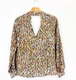 Lush Clothing Lush Dawn Floral Blouse