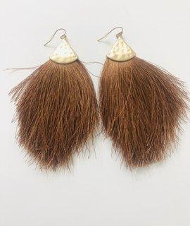 Fashionistar Tassel Drop Earrings