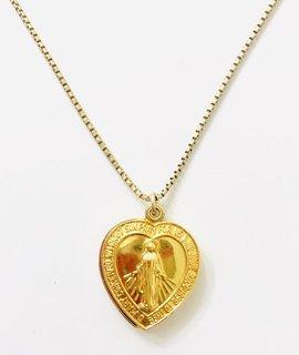 Joy Dravecky Jewelry Joy Dravecky Steal My Heart Necklace