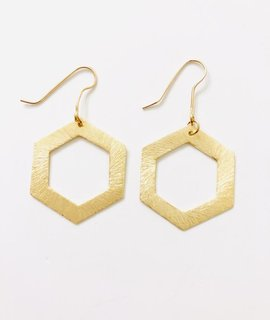 Natali Mour Small Gold Filled Earrings