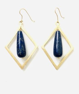 Natali Mour Natali Mour Stone Earrings