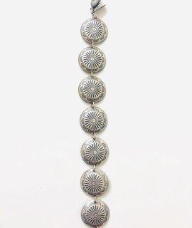 Farrah B Jewelry Farrah B Jewelry Hendrix Medallion Bracelet