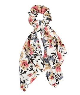 Fashionistar Scarf Scrunchies