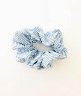 Fashionistar Striped Scrunchie