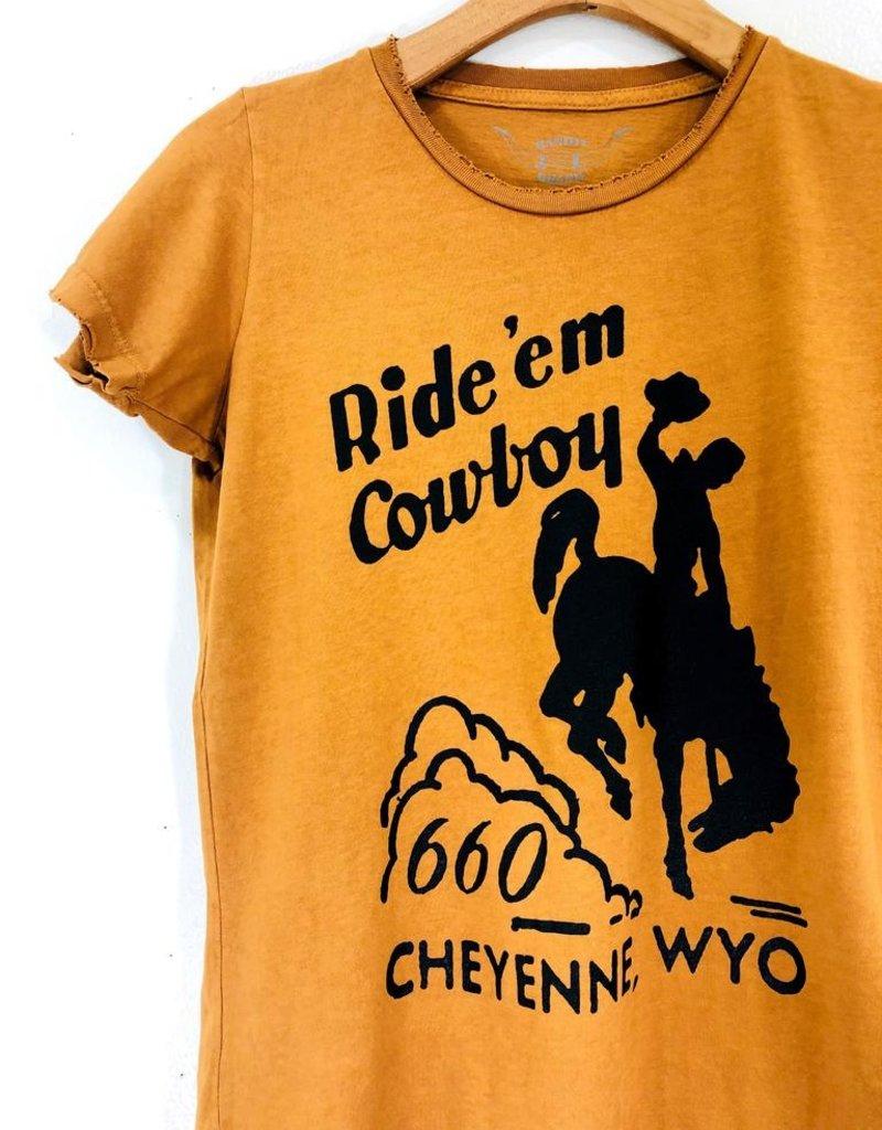 Bandit Brand Bandit Brand Ride Em Cowboy Tee