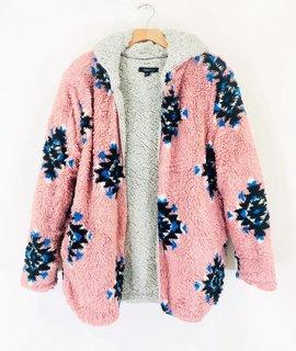 Trend Notes Trend Notes Aberdeen Fleece Coat