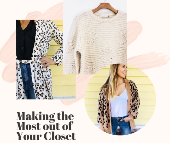 How to Make the Most Out of Your Wardrobe