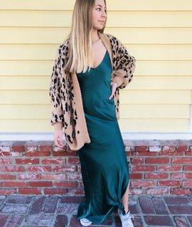 Audrey 3+1 Roxanne Slip Maxi Dress