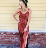 Audrey 3+1 Roxanne Slip Maxi Dress