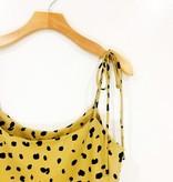 Audrey 3+1 Audrey 3+1 Dot Dot Mini Dress
